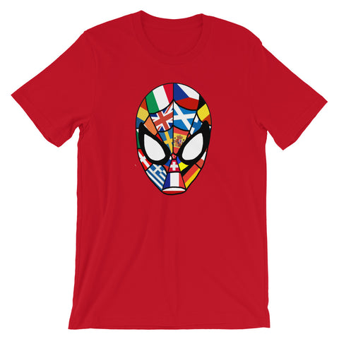 Friendly Int'l Spiderman - Classic Tee (Unisex)