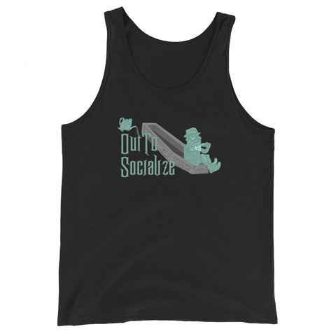 Out to Socialize - Tank (Unisex)