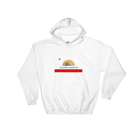 California Adventure Flag - Hoodie