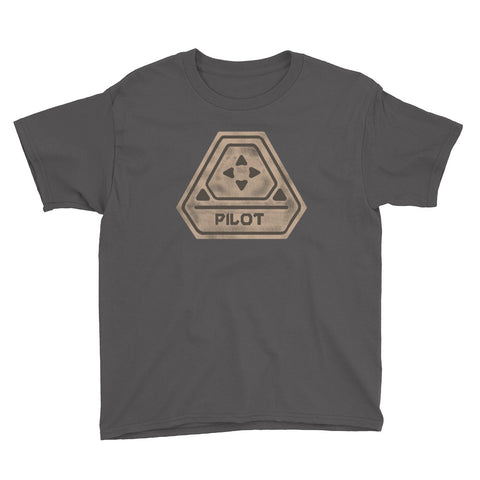 Smuggler's Pilot - Youth Tee