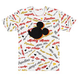 Mickey Round the World - Classic Tee (Unisex)