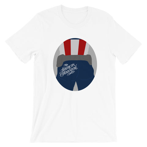 The Captain America Adventure - Classic Tee (Unisex)