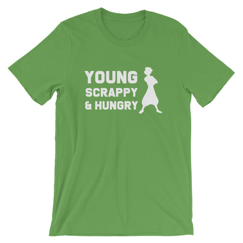 Young, Scrappy, and Hungry - Classic Tee (Unisex)