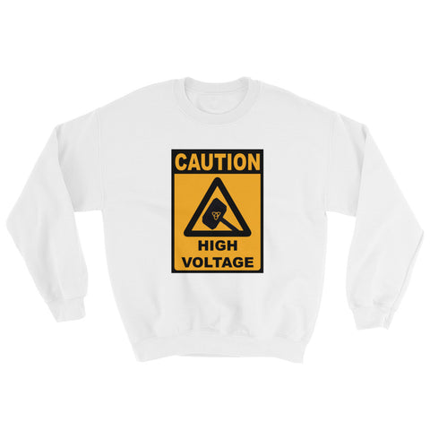 High Voltage Mjolnir - Crew Neck Sweater