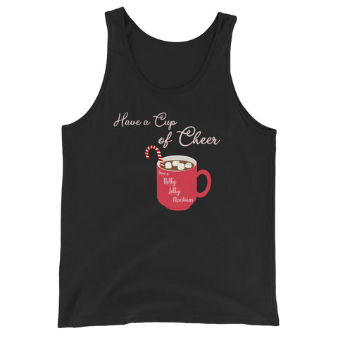 Have a Cup of Cheer - Tank (Unisex)