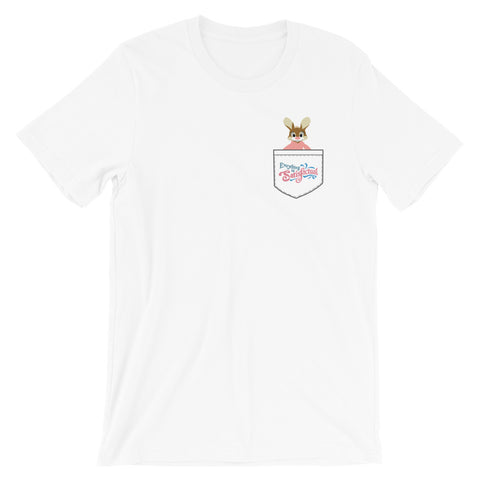 Satisfactual - Faux Pocket Tee (Unisex)