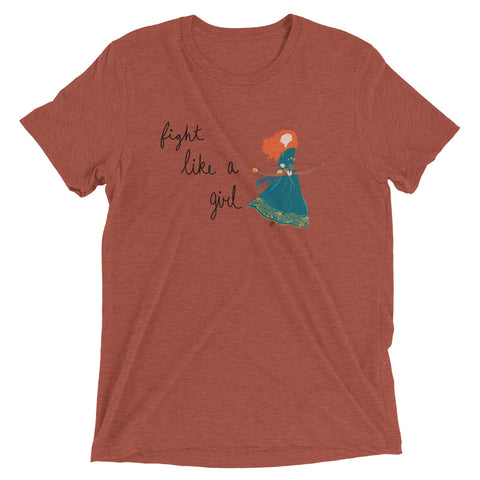 Fight Like Merida - Classic Tee (Unisex)