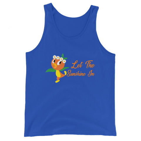Let the Sunshine - Tank Top (Unisex)