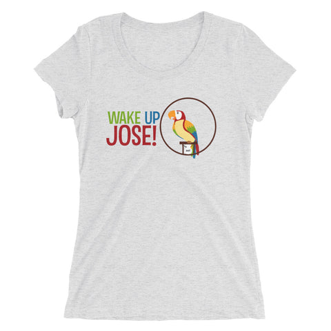 Wake Up Jose! - Women's Scoop Neck