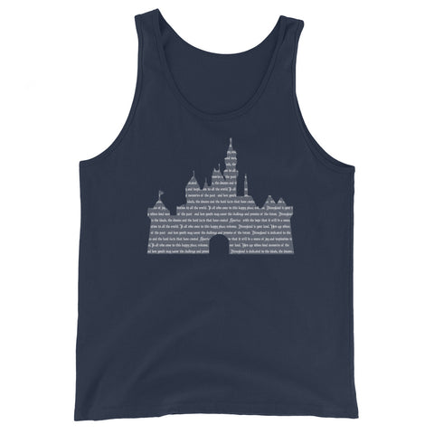 Welcome - Tank (Unisex)