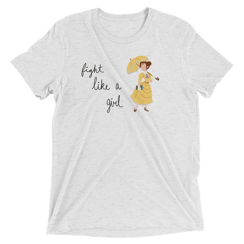 Fight Like Jane - Classic Tee (Unisex)