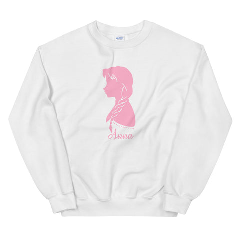 Anna Doll - Crew Neck Sweater (Unisex)