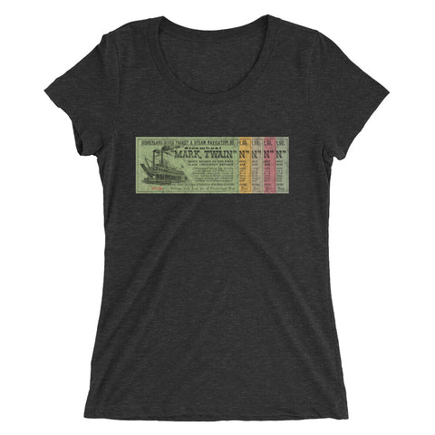 Ticket to Ride - Women's Scoop Neck