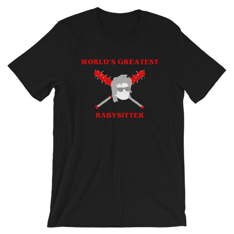 World's Greatest Babysitter - Classic Tee (Unisex)