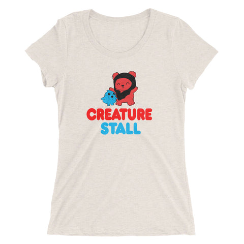 Creature Stall - Women's Scoop Neck