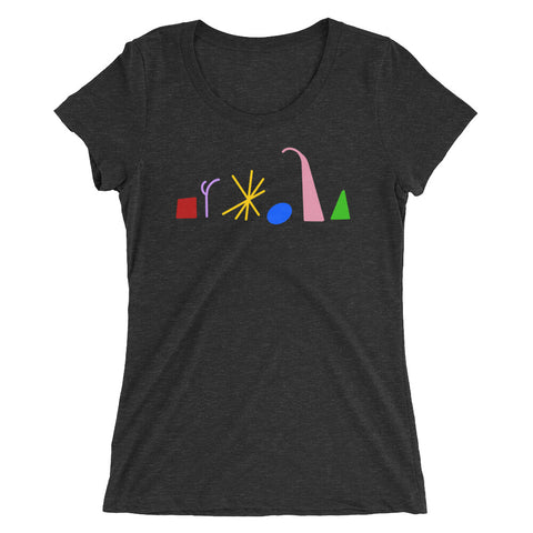 Abstract Thought - Women's Scoop Neck