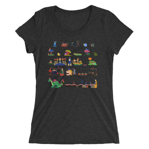 Main Street Electrical Parade - Women's Scoop Neck
