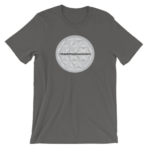 Thank the Phoenicians - Classic Tee (Unisex)