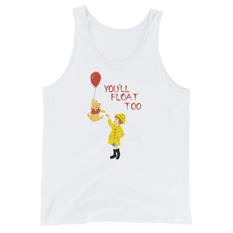 You'll Float Pooh - Tank (Unisex)