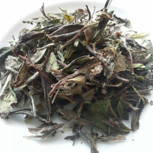 White Peony: Bai Mu Dan - McNulty's Tea & Coffee Co., Inc.