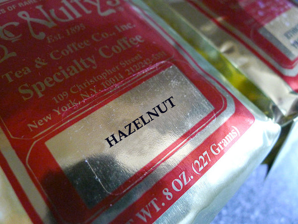 Select: Hazelnut - McNulty's Tea & Coffee Co., Inc.