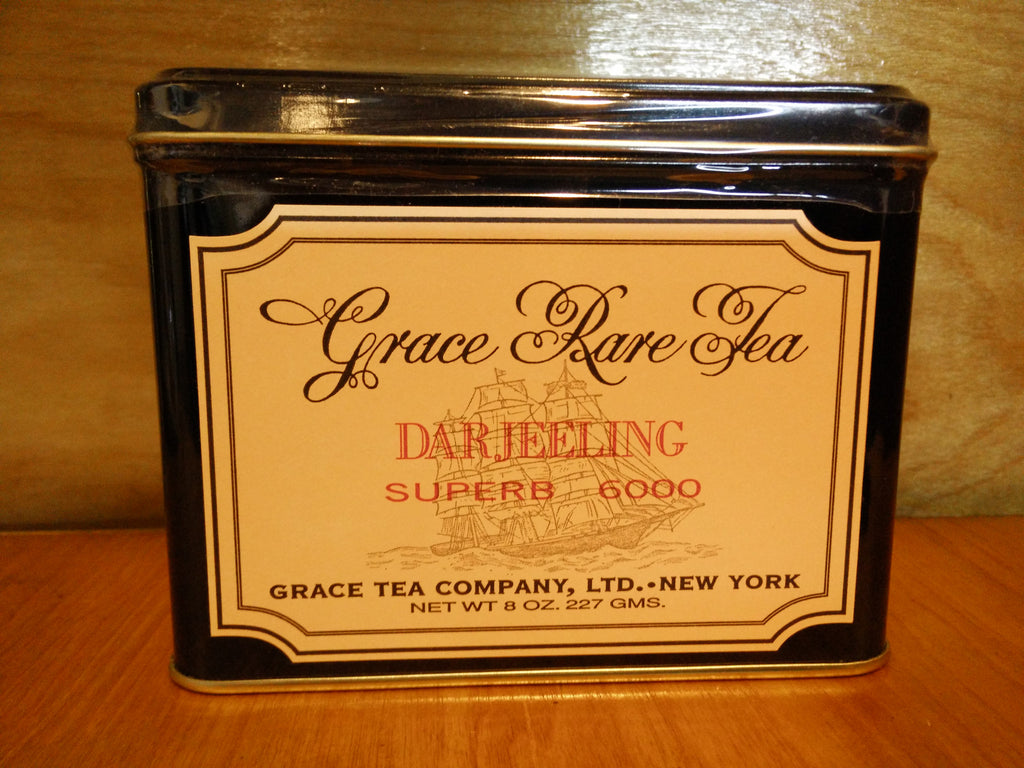 Grace Tea Company: 8-oz. Loose Tea - McNulty's Tea & Coffee Co., Inc. - 3