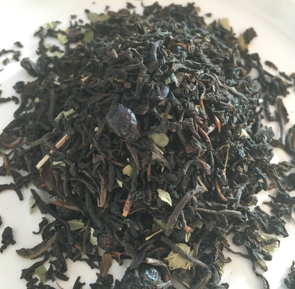 Decaffeinated Tea: Black Currant - McNulty's Tea & Coffee Co., Inc.