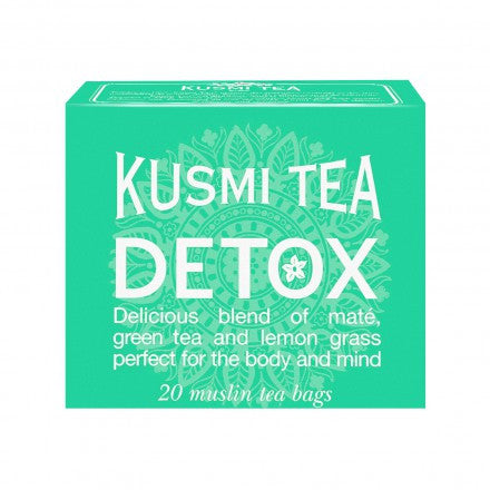 Kusmi: Detox - McNulty's Tea & Coffee Co., Inc.