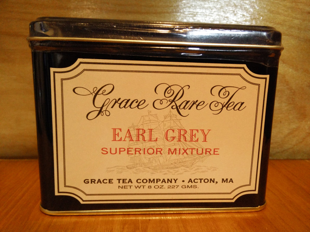 Grace Tea Company: 8-oz. Loose Tea - McNulty's Tea & Coffee Co., Inc.