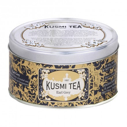 Kusmi: Earl Grey - McNulty's Tea & Coffee Co., Inc.