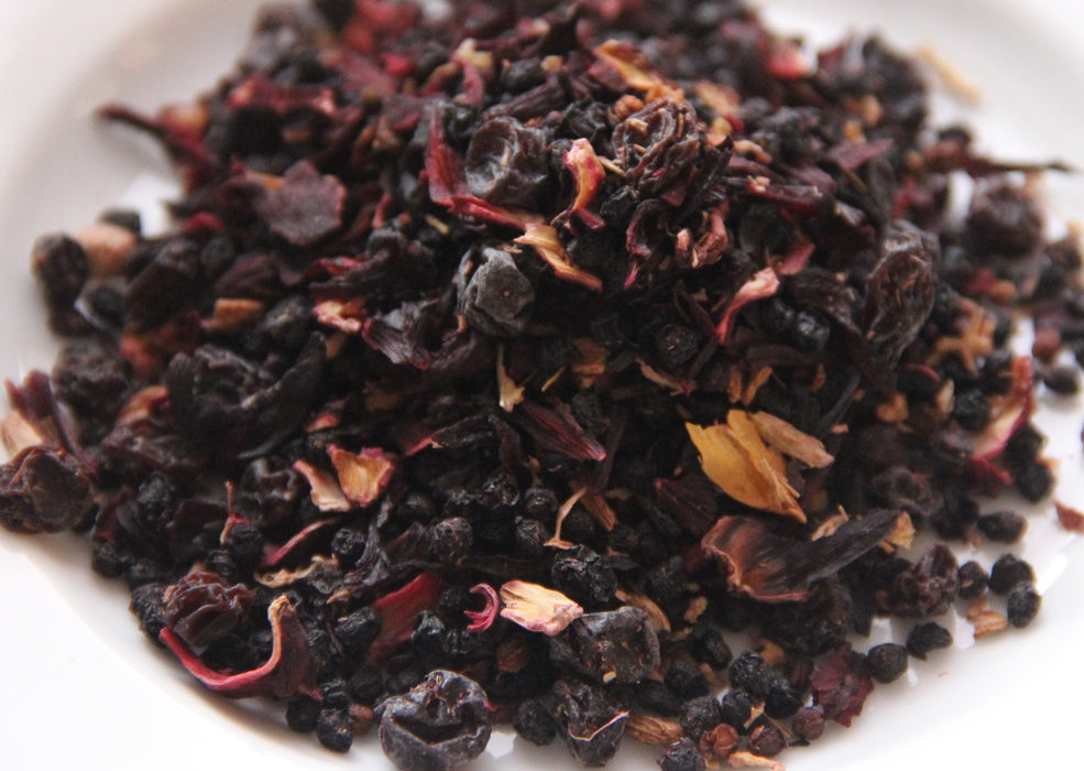 Elderberry Fruit Blend - McNulty's Tea & Coffee Co., Inc.