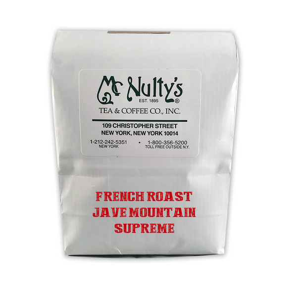 Coffee: French Roast Java Mountain Supreme