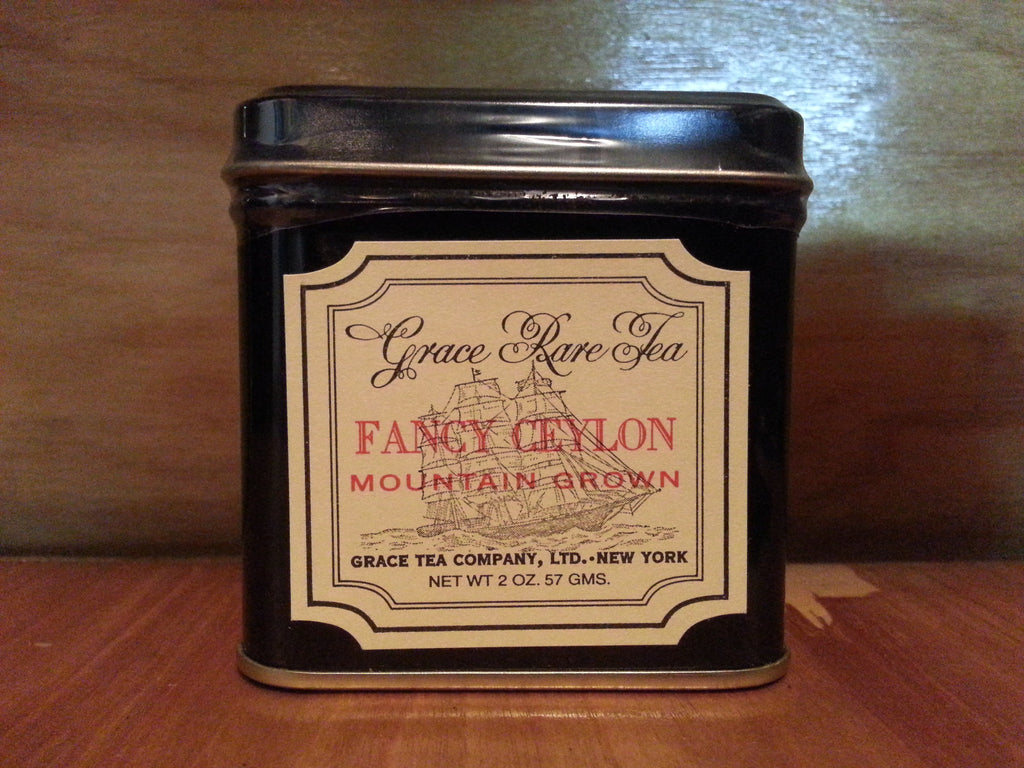 Grace Tea Company: 2-oz. Loose Tea - McNulty's Tea & Coffee Co., Inc.