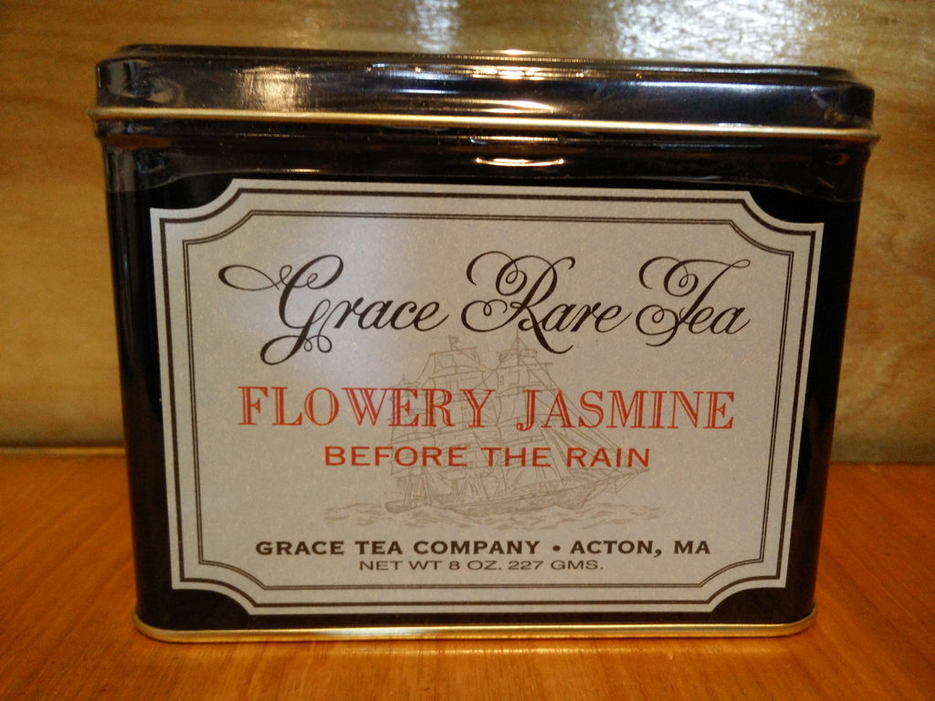 Grace Tea Company: 8-oz. Loose Tea - McNulty's Tea & Coffee Co., Inc. - 11