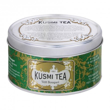 Kusmi: Green Bouquet - McNulty's Tea & Coffee Co., Inc.