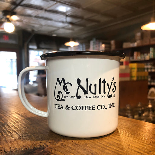 McNulty's Camp Mug - McNulty's Tea & Coffee Co., Inc.
