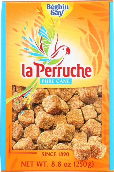 La Perruche Rough Cut Brown Sugar Cubes - McNulty's Tea & Coffee Co., Inc.