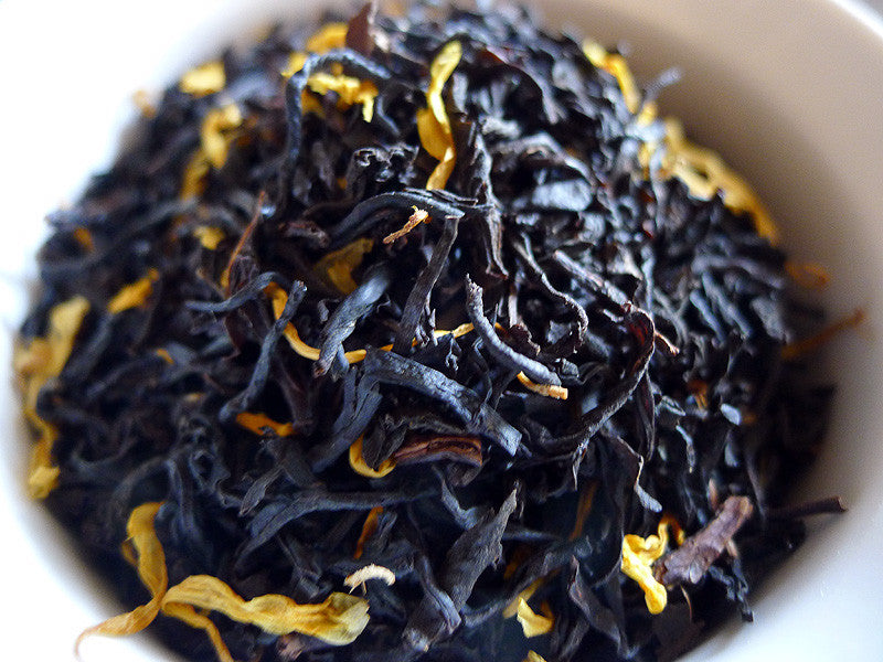 Decaffeinated Tea: Mango Black - McNulty's Tea & Coffee Co., Inc.