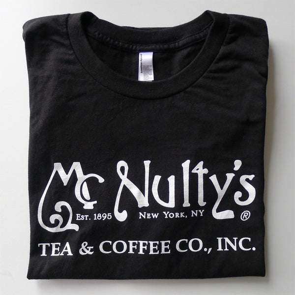 McNulty's T-Shirt - McNulty's Tea & Coffee Co., Inc. - 1