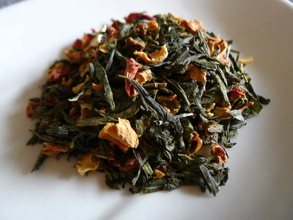 Strawberry with Roses - McNulty's Tea & Coffee Co., Inc.