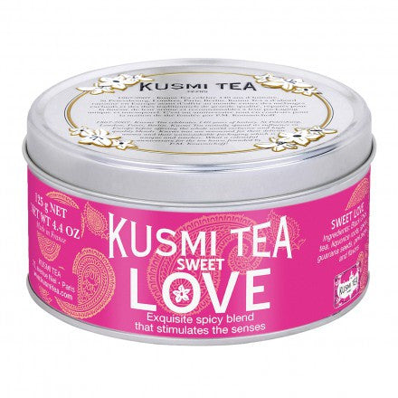 Kusmi: Sweet Love - McNulty's Tea & Coffee Co., Inc.