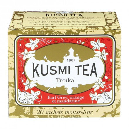 Kusmi: Troika - McNulty's Tea & Coffee Co., Inc.