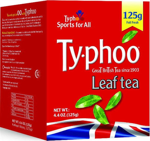 Typhoo Tea - McNulty's Tea & Coffee Co., Inc.