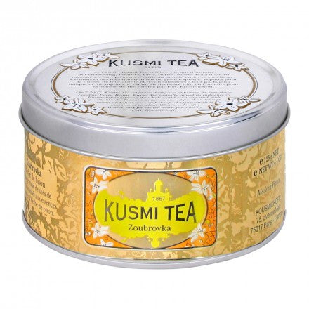 Kusmi: Zoubrovka - McNulty's Tea & Coffee Co., Inc.