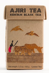 Ajiri Tea: Kenya Black - McNulty's Tea & Coffee Co., Inc.