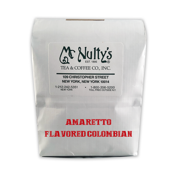 Flavored Coffee: Amaretto