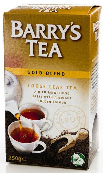 Barry's Tea - McNulty's Tea & Coffee Co., Inc.