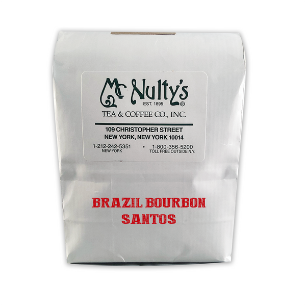 Coffee: Brazil Bourbon Santos