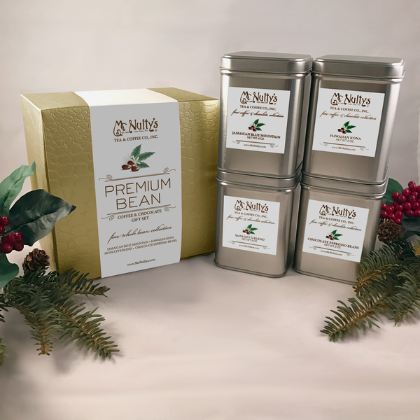 McNulty's Premium Bean Coffee Gift Set - McNulty's Tea & Coffee Co., Inc.