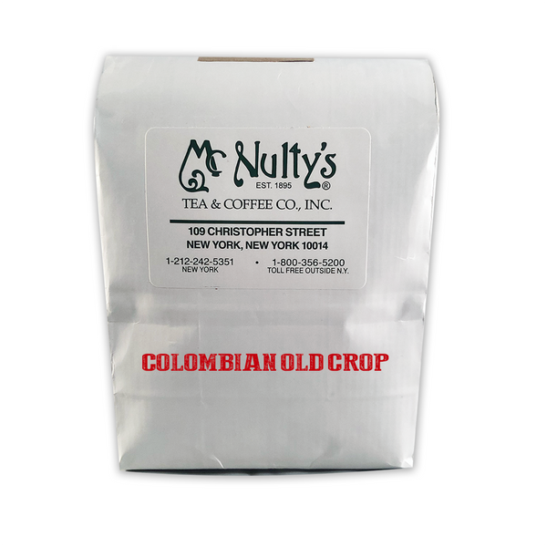 Coffee: Colombian Old Crop